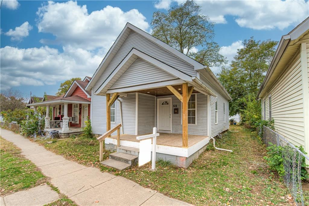 518 South WARMAN Avenue, Indianapolis, IN 46222 - #: 21746955