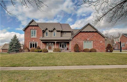 Photo of 3782 Eagle Trace Drive, Greenwood, IN 46143 (MLS # 21760956)
