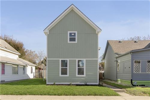 Photo of 115 N Denny Street, Indianapolis, IN 46201 (MLS # 21820956)