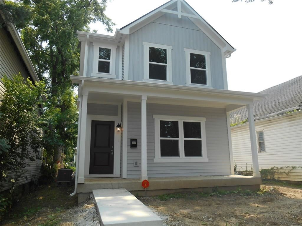1909 South Talbott Street, Indianapolis, IN 46225 - #: 21662956