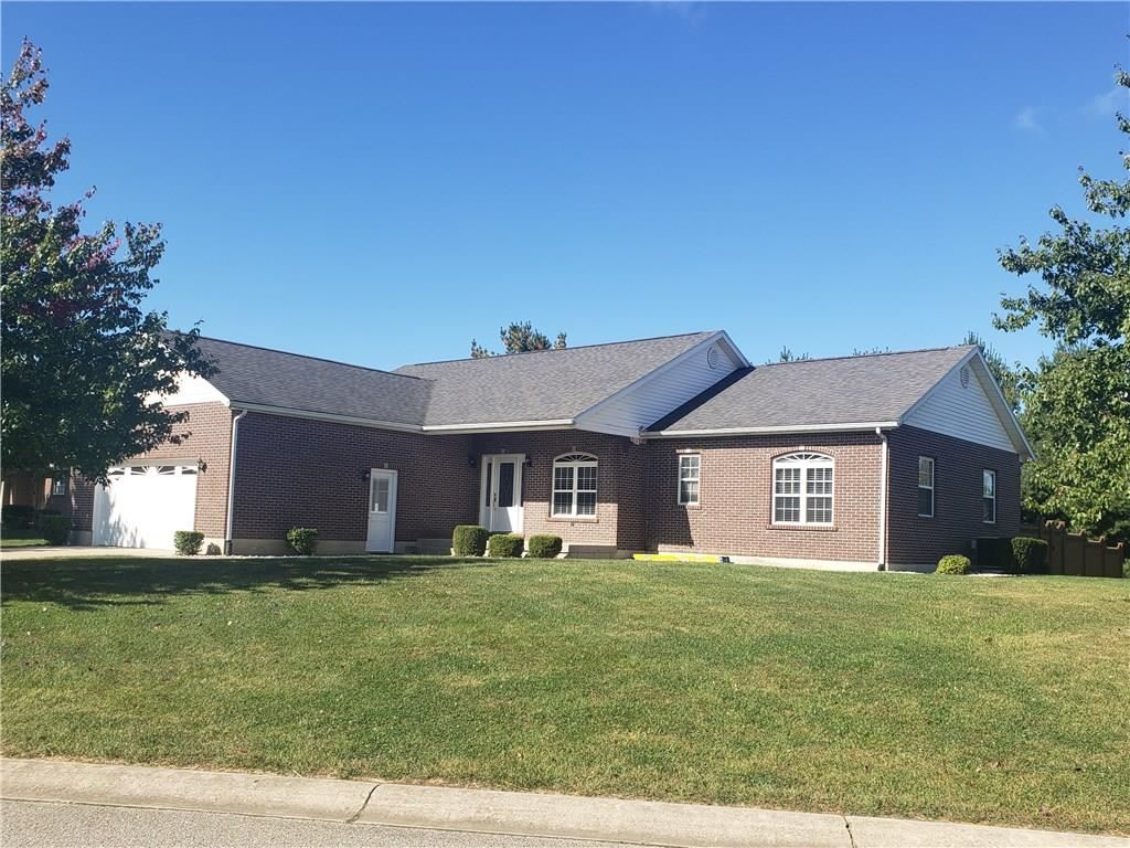 1521 South Mill Crossing Drive, Greensburg, IN 47240 - #: 21742956