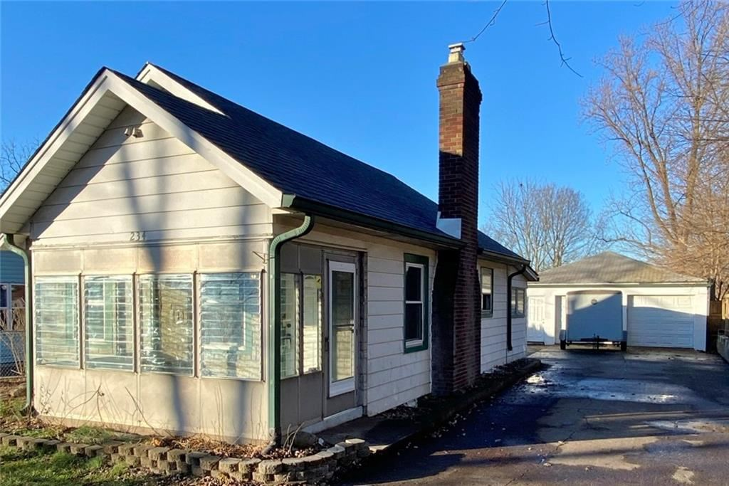 234 West GIMBER Street, Indianapolis, IN 46225 - #: 21757956