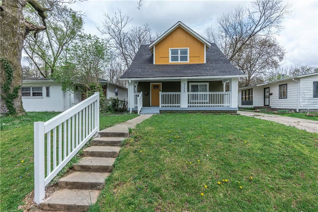 Photo of 3225 North Arsenal Avenue, Indianapolis, IN 46218 (MLS # 21776956)