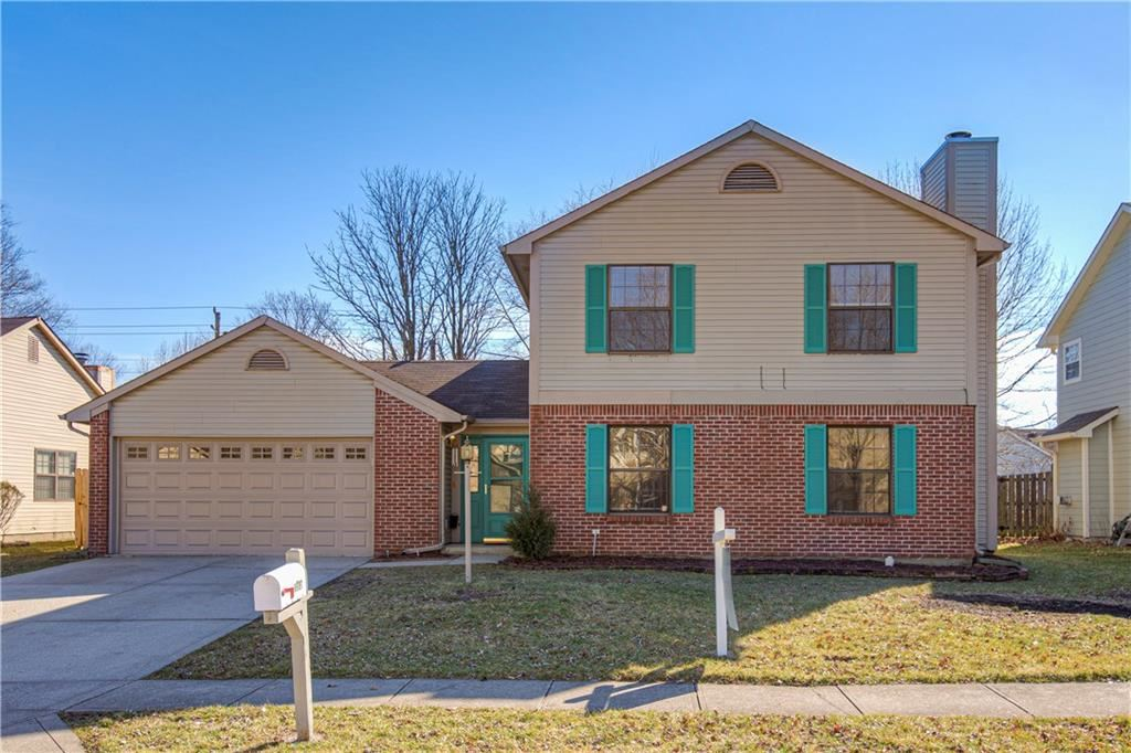8607 Brookhill Court, Indianapolis, IN 46234 - #: 21695957
