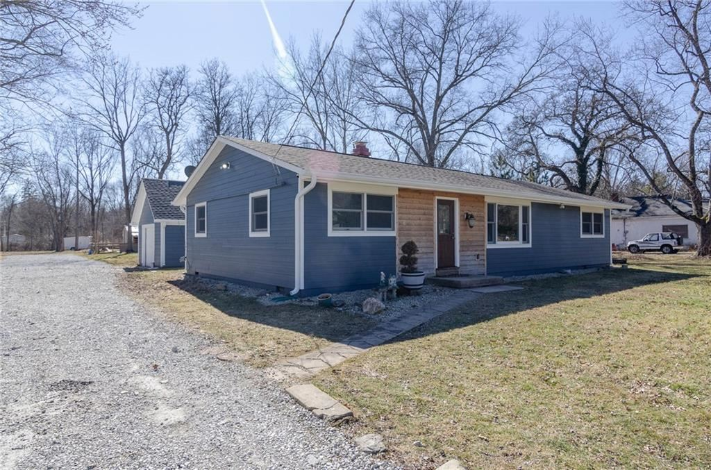 2411 West 61st Street, Indianapolis, IN 46228 - #: 21768957