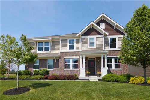 Photo of 8320 North Doheny Drive, Fishers, IN 46055 (MLS # 21780958)