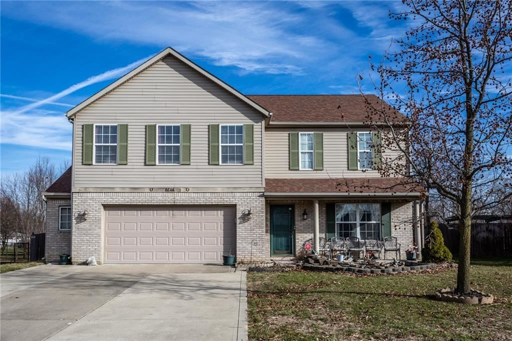 6646 SPRING FLOWER Drive, Indianapolis, IN 46237 - #: 21681958