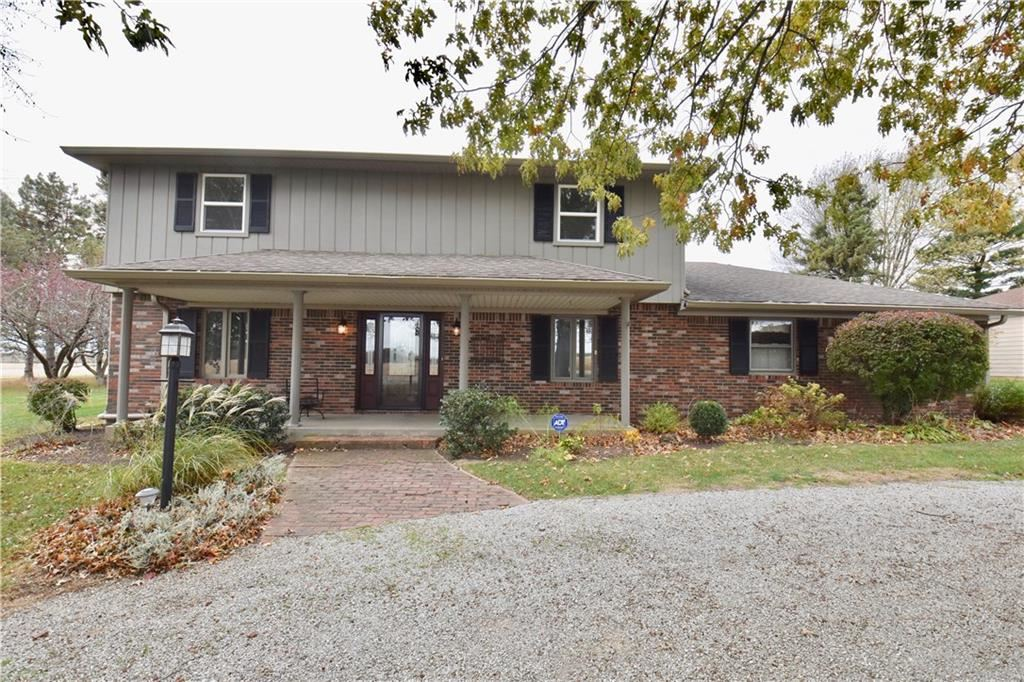 10706 North State Road 75, Jamestown, IN 46147 - #: 21679961