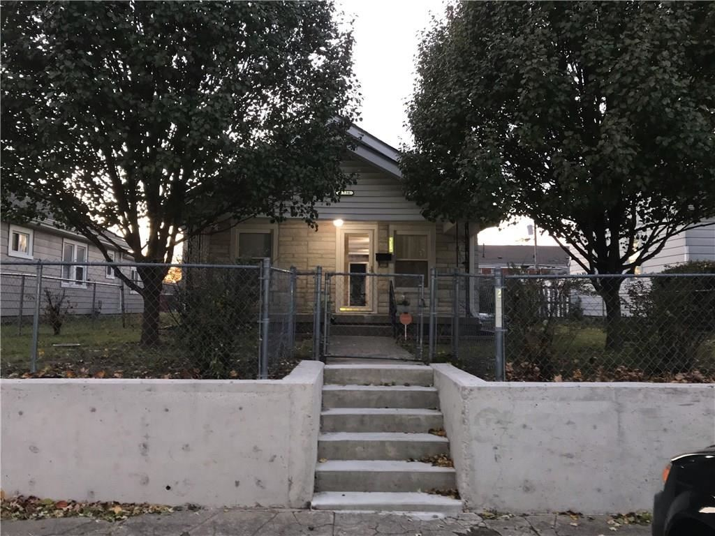 2336 South Randolph Street, Indianapolis, IN 46203 - #: 21750961