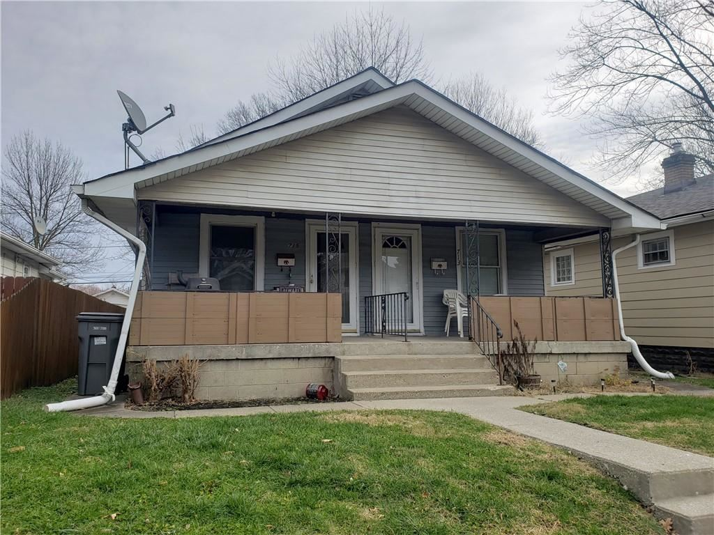 715 North LINWOOD Avenue, Indianapolis, IN 46201 - #: 21756962