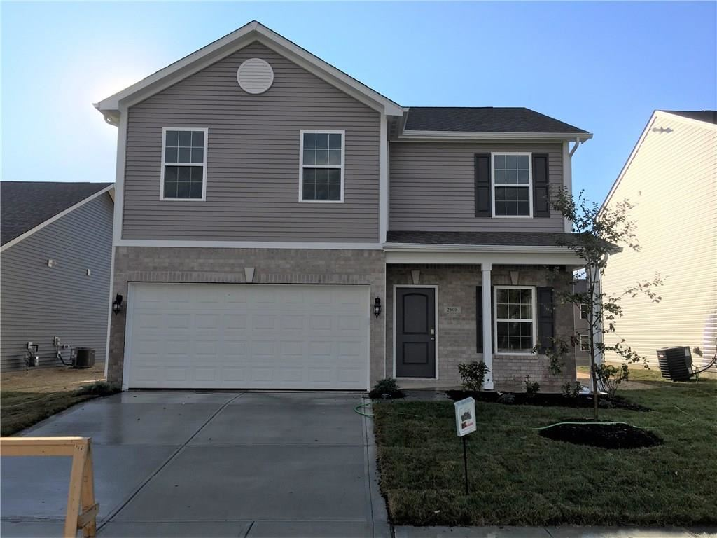 2808 Pointe Harbour Drive, Indianapolis, IN 46229 - #: 21724963