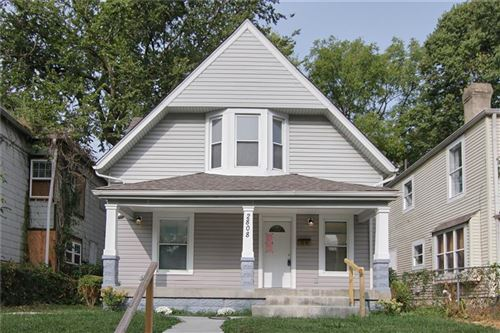 Photo of 2808 Boulevard Place, Indianapolis, IN 46208 (MLS # 21739964)