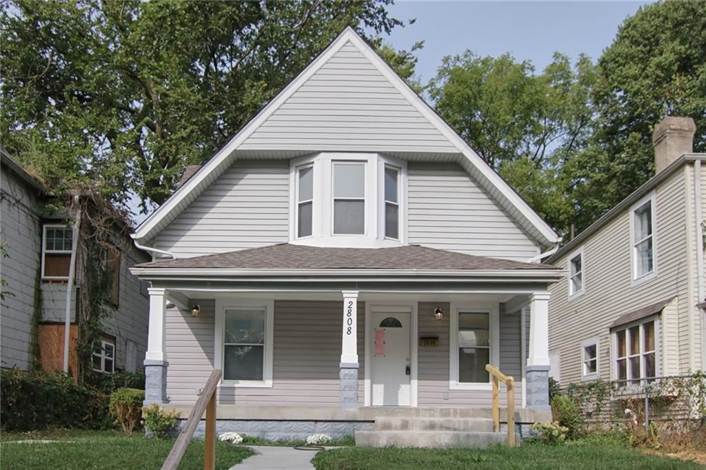 2808 Boulevard Place, Indianapolis, IN 46208 - #: 21739964