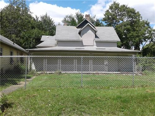 Photo of 422 West 40th Street, Indianapolis, IN 46208 (MLS # 21739965)