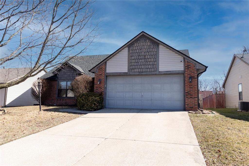 3665 North FOXTAIL Drive, Indianapolis, IN 46235 - #: 21769965