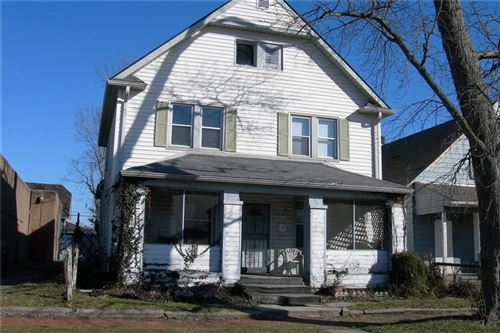 Photo of 1821 North Arsenal Avenue, Indianapolis, IN 46218 (MLS # 21696966)