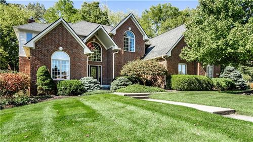 Photo of 9949 Ford Valley Lane, Zionsville, IN 46077 (MLS # 21723966)