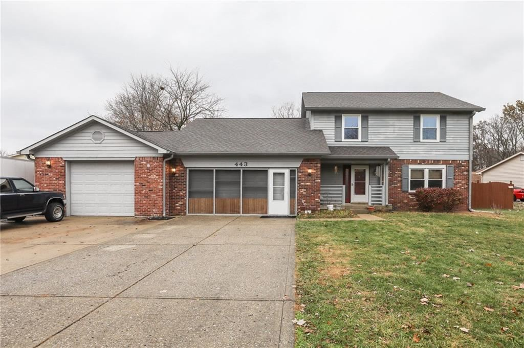 443 Orchardview Court, Greenwood, IN 46142 - #: 21681966