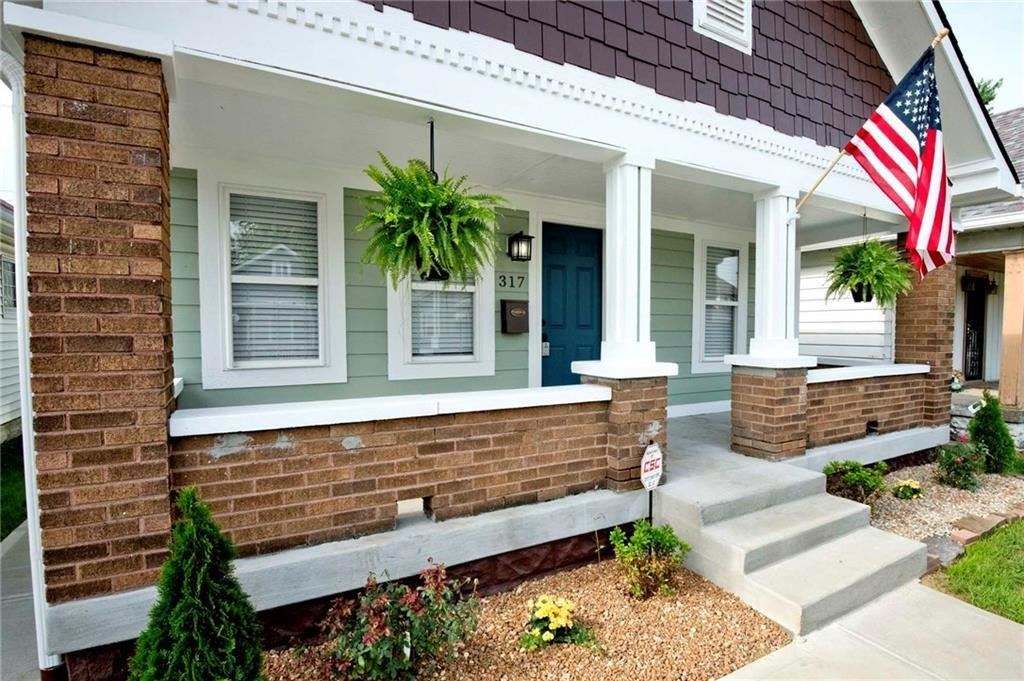 317 Caven Street, Indianapolis, IN 46225 - #: 21683966