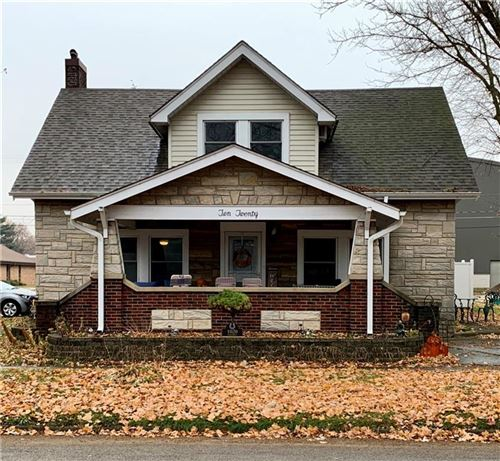 Photo of 1020 4th Street, Covington, IN 47932 (MLS # 21681967)