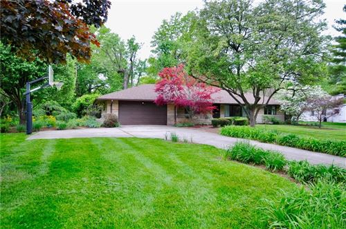 Photo of 8810 Washington Blvd West Drive, Indianapolis, IN 46240 (MLS # 21711967)