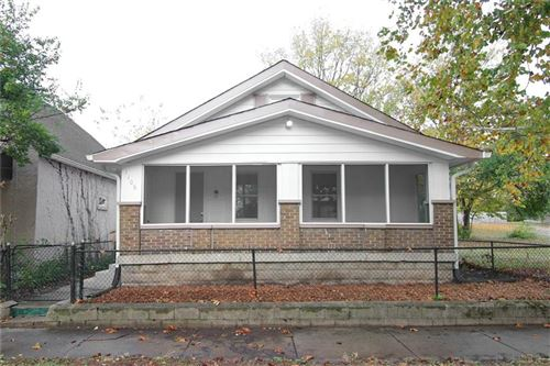 Photo of 1106 North Belmont Avenue, Indianapolis, IN 46222 (MLS # 21746967)