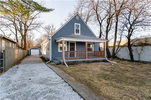 Photo of 4932 Brouse Avenue, Indianapolis, IN 46205 (MLS # 21684968)