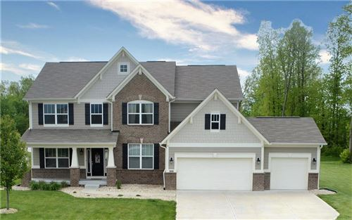 Photo of 1357 Colinbrook Court, Greenwood, IN 46143 (MLS # 21709968)