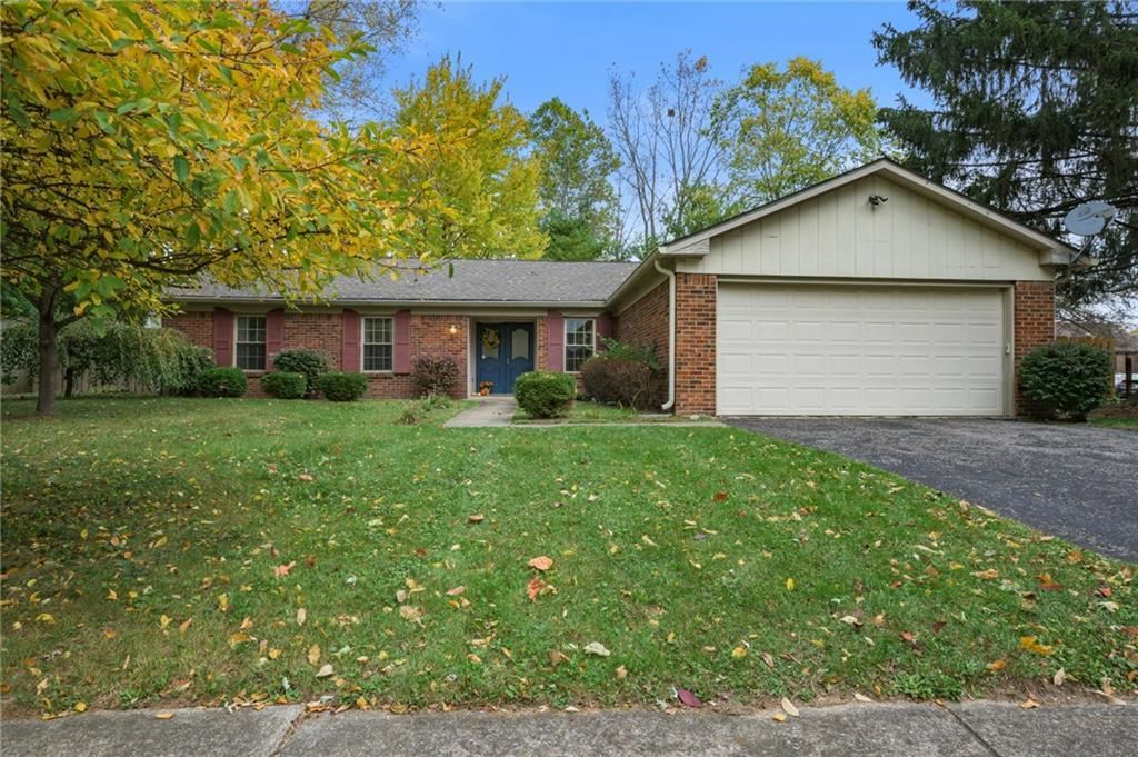 516 Colbarn Court, Fishers, IN 46038 - #: 21675968