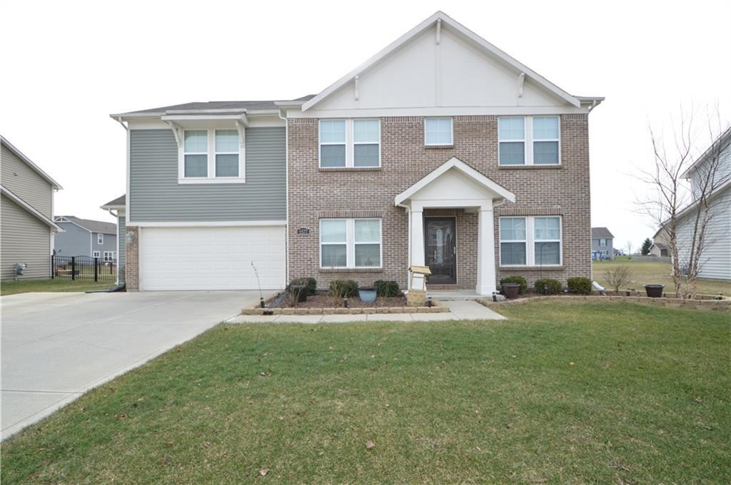 5577 West Woodhammer Trail, McCordsville, IN 46055 - #: 21690968