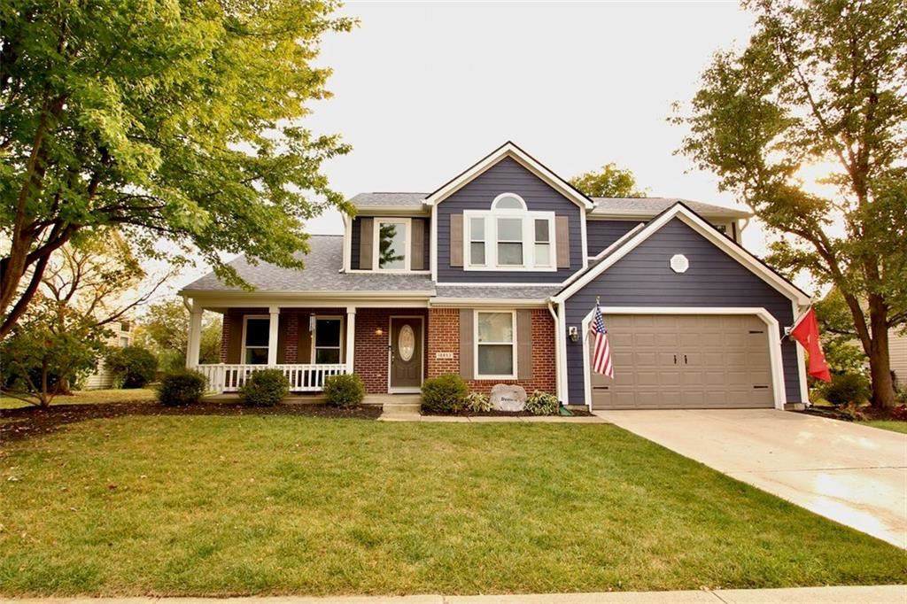 10453 Brixton Lane, Fishers, IN 46038 - #: 21741968