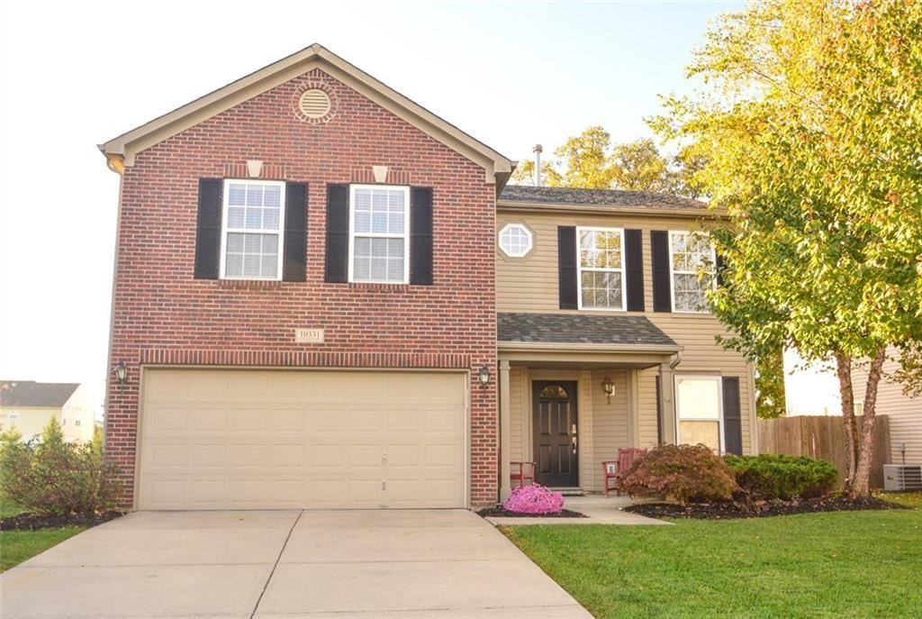 Photo of 10331 Cotton Blossom Drive, Fishers, IN 46038 (MLS # 21698969)