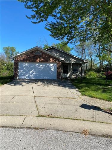 Photo of 7606 Buck Run Court, Indianapolis, IN 46217 (MLS # 21783970)