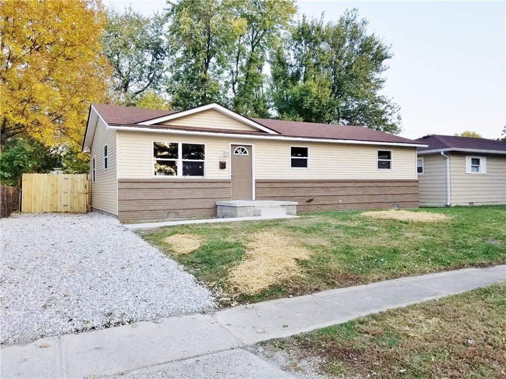 2901 DIETZ Street, Indianapolis, IN 46203 - #: 21678970