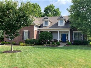 Photo of 10585 BALROYAL, Fishers, IN 46038 (MLS # 21672971)