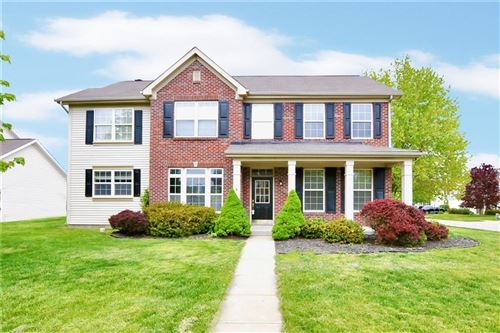 Photo of 12830 Pavestone Court, Fishers, IN 46037 (MLS # 21709971)