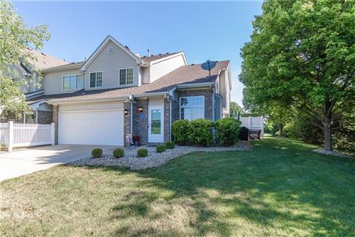 Photo of 11433 Enclave Boulevard, Fishers, IN 46038 (MLS # 21721971)
