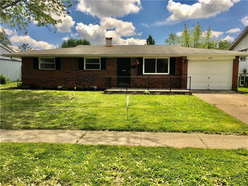 5401 PATRICIA Street, Indianapolis, IN 46224 - #: 21711971