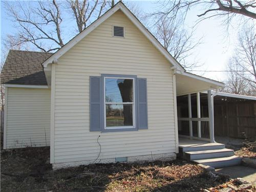 Photo of 4507 North PEARL Street, Amo, IN 46103 (MLS # 21684972)