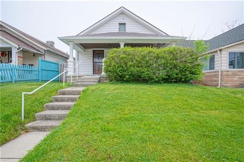 Photo of 610 Iowa Street, Indianapolis, IN 46203 (MLS # 21782972)