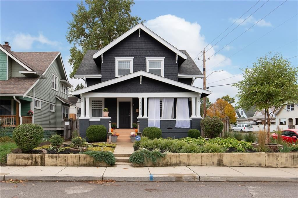 304 Northern Avenue, Indianapolis, IN 46208 - #: 21746972