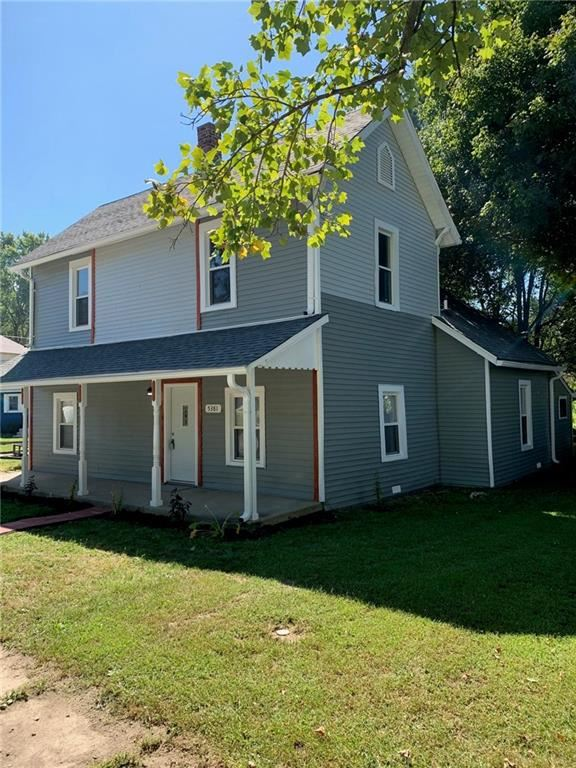 5381 Old Smith Valley Road, Greenwood, IN 46143 - #: 21667973