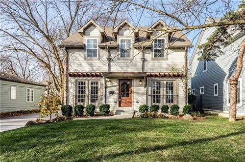 Photo of 5032 North Illinois Street, Indianapolis, IN 46208 (MLS # 21752974)