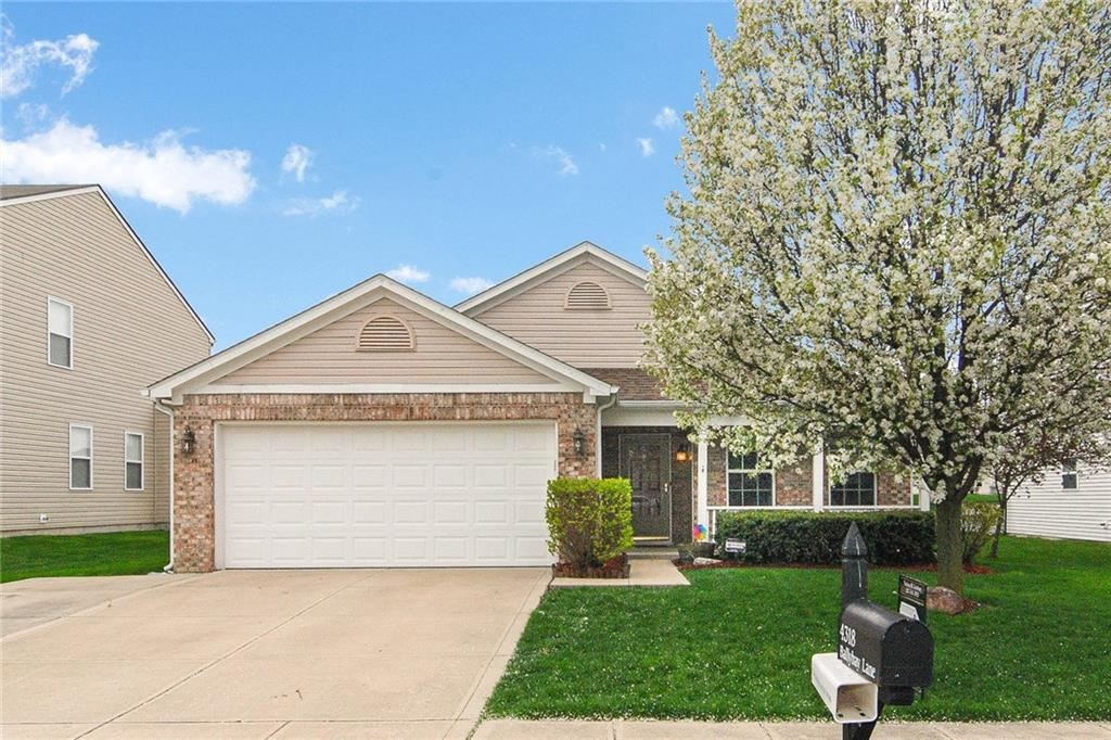 4318 BALLYBAY Lane, Indianapolis, IN 46239 - #: 21702974