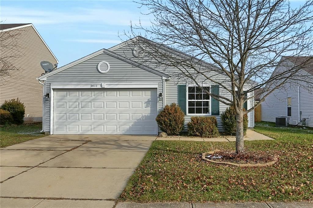 3411 Summer Breeze Circle, Indianapolis, IN 46239 - #: 21757974