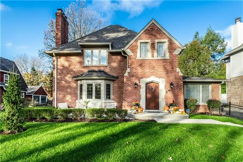 Photo of 5872 Forest Lane, Indianapolis, IN 46220 (MLS # 21762975)