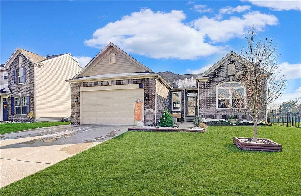 519 Genisis Drive, Whiteland, IN 46184 - #: 21681975
