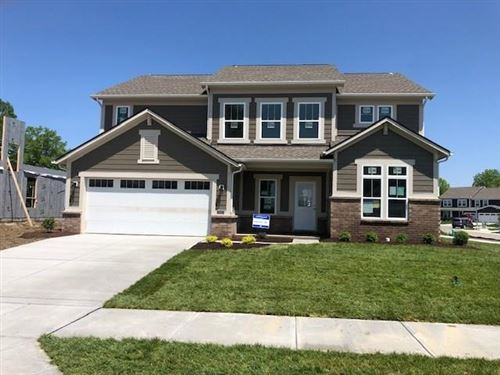 Photo of 6828 Collisi Place, Brownsburg, IN 46112 (MLS # 21695976)