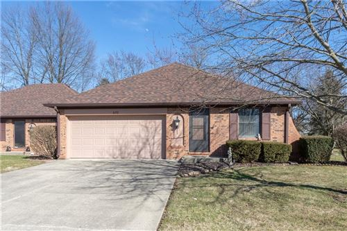 Photo of 670 Eagle Crest Drive #15/45, Brownsburg, IN 46112 (MLS # 21698976)