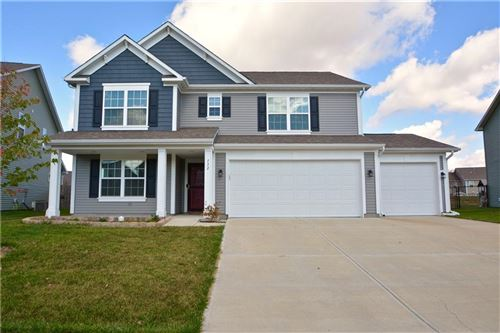 Photo of 772 South Summerhaven Court, New Palestine, IN 46163 (MLS # 21742976)